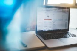 Statistiques Google Analytics site Seo